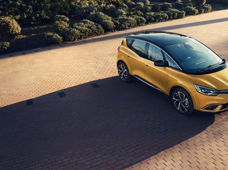 Renault SCENIC ACTIE