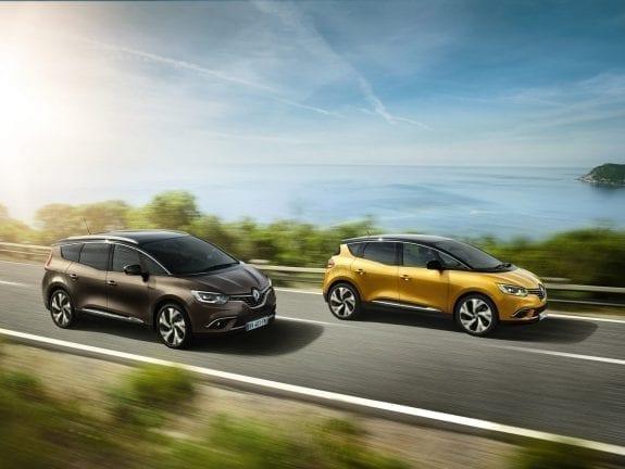 Afbeelding van Renault MÉGANE TALISMAN SCENIC KADJAR